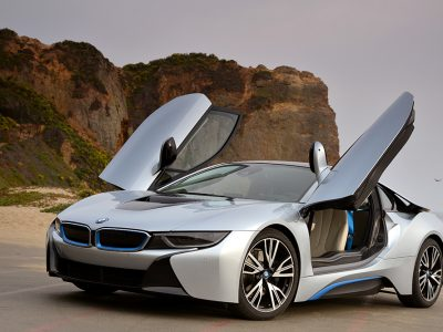 the BMW i8 Arrives in Kuwait
