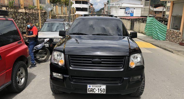 Vendo Ford Explorer 2008