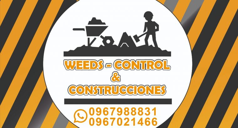 WEEDS CONTROL & CONSTRUCCIONES